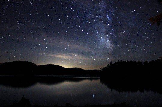Pharaoh Lake stars
