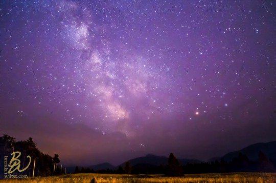 Loj Rd Milky Way