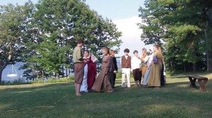 shakespeare in the park as you like it