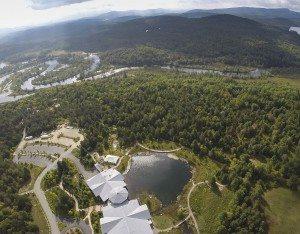 Wild Center Aerial September 1, 2014
