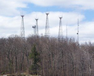 Cell Towers on Prospect Mountain