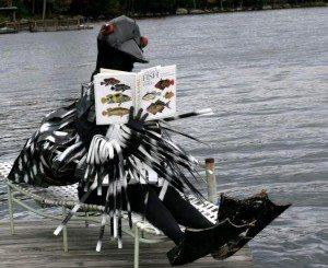 Loon Costume