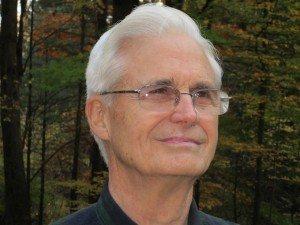 Peter Tobiessen, aquatic biologist, was Adirondack Wild's guest speaker