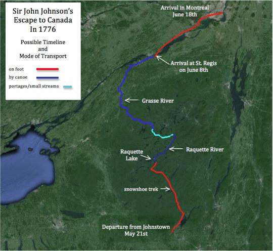 SJJ Possible Route