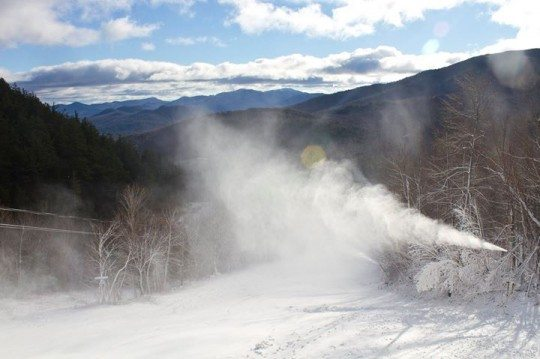 Whiteface Opening Nov 18, 2014