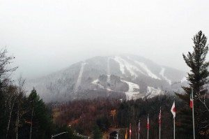 Whiteface early snow Nov 7