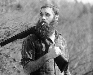 bearded lumbersexual