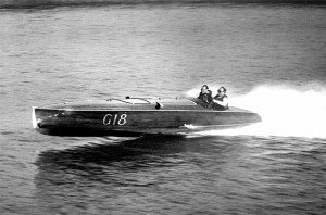 Lake george 1935 speedboat race