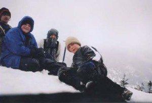 Nelson Boys Mid Ascent