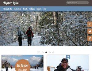 Tupper Lake Website