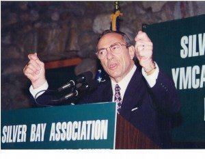 Mario Cuomo at Silver Bay, 1994 1