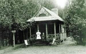 Helen Simpson playhouse