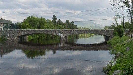 Route 86 Bridge in Wilmington photo by Peter Frailey