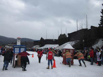 Adirondack Outhouse Races