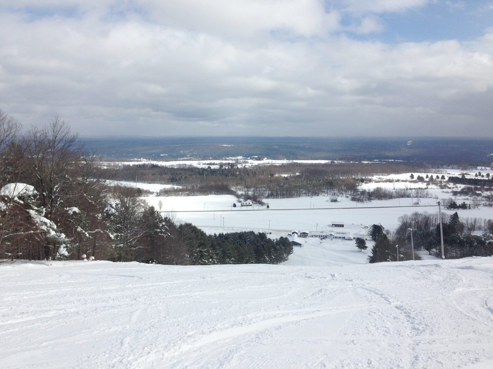 Local Ski Hills Snow Ridge In Turin Ny The