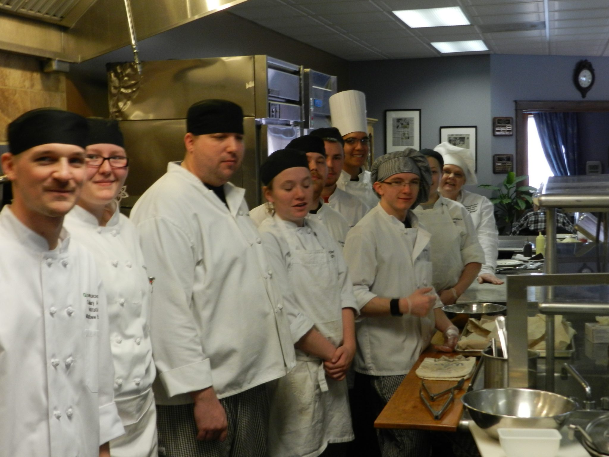At SUNY Adirondack Local Chefs Mentor Future Pros