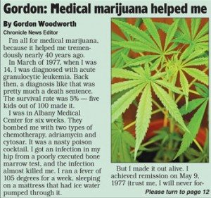 1576 p. 01 Gordon medical marijuana, Peckham Chestertown, Andy Darnley Nationwide Elevator, Dunham Railroads end of line.indd