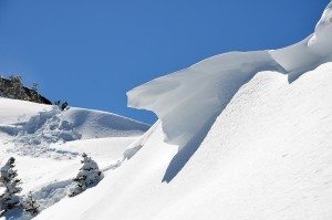 Cornice on Gothics by Kevin MudRat MacKenzie