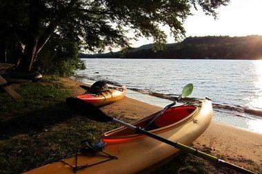 alger island campground dec photo