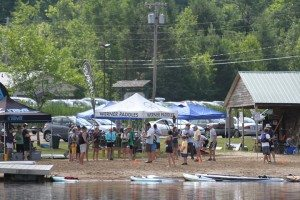 Adirodnack Stand Up Paddle Festival
