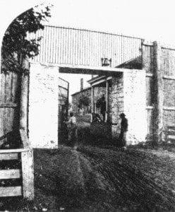 Dannamora Gate
