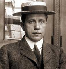 Harry Kendall Thaw the killer of Sanford White and husband of Evelyn Nesbit