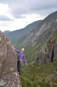 Panther Gorge Climbing-Allison Rooney