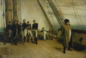 Napoleon on Board the Bellerophon