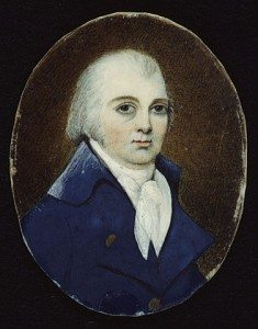 Sir John Johnson portrait