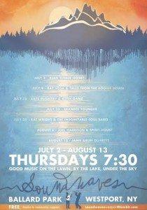 Soundwaves Poster