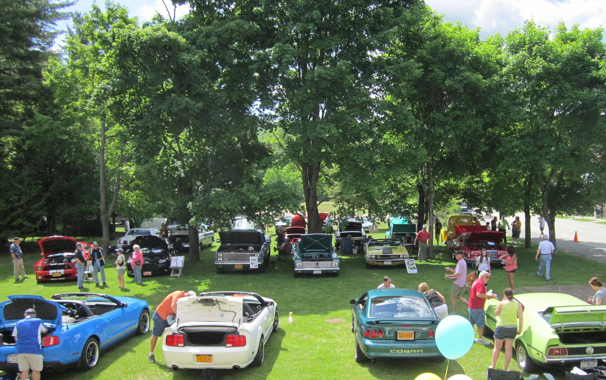 Adirondack History Museum Car Show June 13th