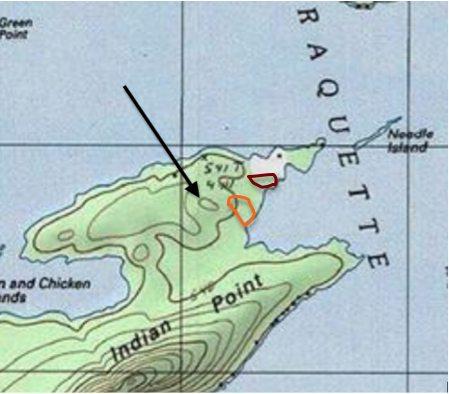hill topo o & r areas