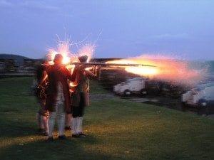 Guns by Night