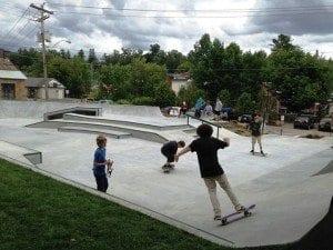Saranac Lake Skate Park