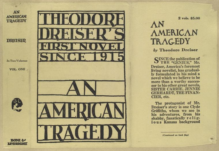 Banned Books Week: An American Tragedy
