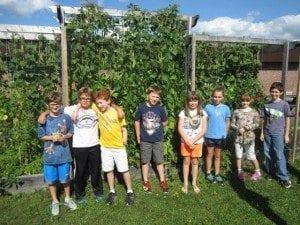 Garden Club LP Elementary