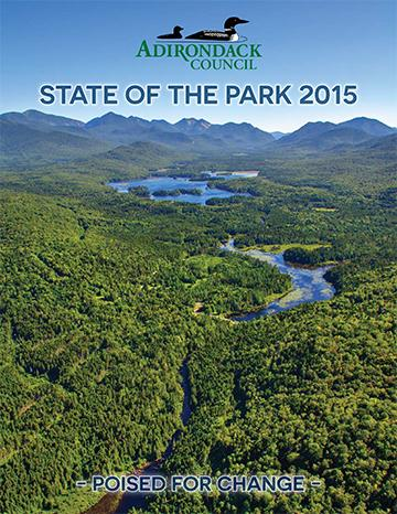 Willie Janeway: Adirondack Park Poised for Change in 2016