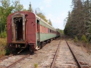 rail car 1