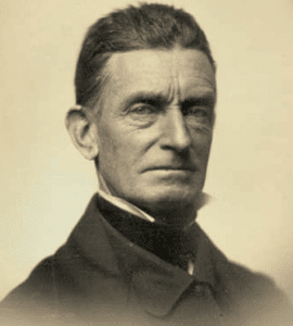John Brown by Southworth and Hawes - 1856