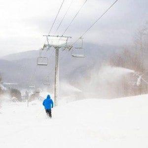 2015 Whiteface Skiing Season - Fox Trail on Nov 24, 2015 - ORDA / Whiteface Photo