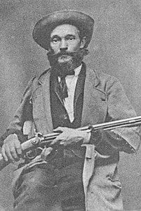 George Wsashington Sears, aka Nessmuck. Photo courtesy Adirodnack Museum.