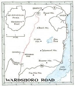 Wardsboro_road_map