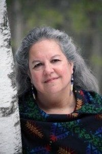 Robin Wall Kimmerer, author of Braiding Sweetgrass