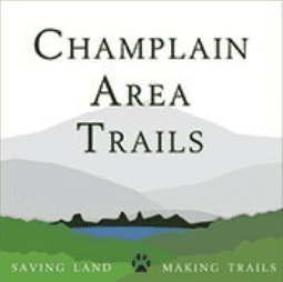 Champlain area trails