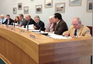 LG park commission meeting