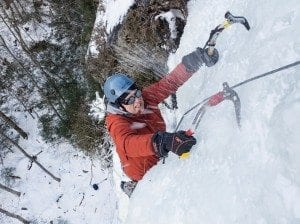 phil brown ice climbing