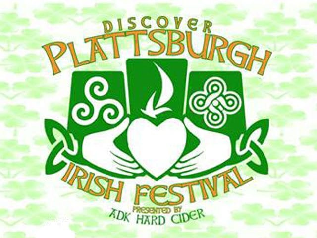 Discover Plattsburgh Irish Festival
