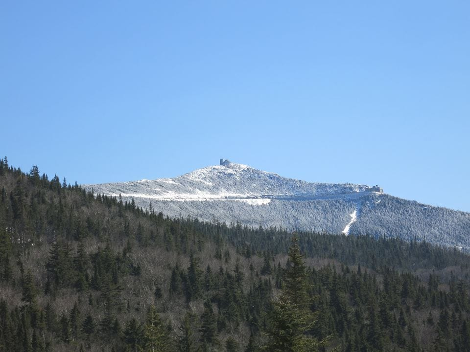 Whiteface April 13 2016