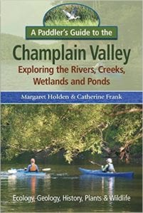 a paddlers guide to the champlain valley