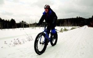 Fat Tire Bike - Fat Bike - Mike Lynch photo
